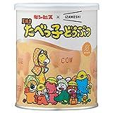 IZAMESHI(イザメシ) ギンビス×IZAMESHI 厚焼きたべっ子どうぶつ 1ケース 10缶入 長期保存食 防災食 非常食 ギンビス