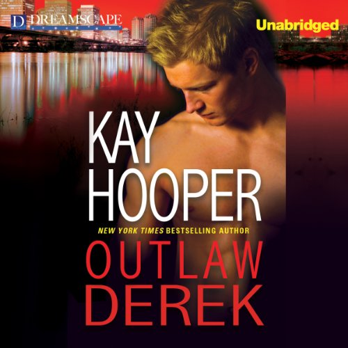 Outlaw Derek audiobook cover art