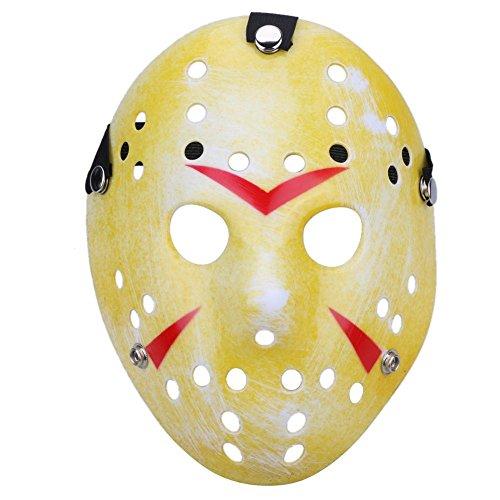 Máscara de Halloween, máscara de baile para reunir, máscara de jazón, máscara divertida para cosplay, Halloween, fiestas de disfraces