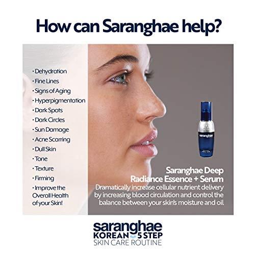 Saranghae Deep Radiance Essence + Serum