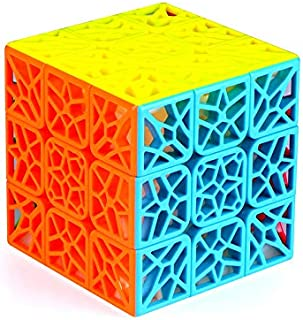 Magic Cube 3X3x3 Concave Plane Multi-Color Two Options Fast Ultra Smooth Speed Puzzle Cube Kids Toys Gift
