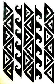 hawaiian polynesian tribal tattoos