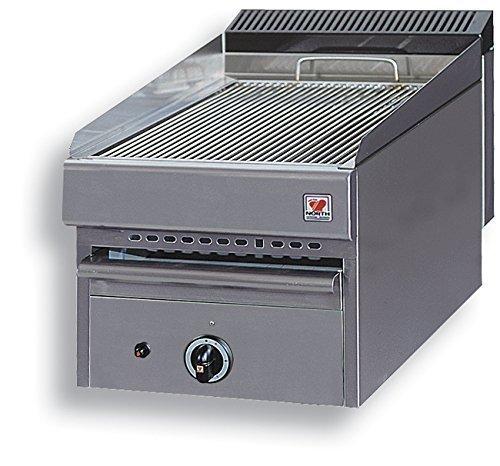 North Pro T71Gas Grill 11kW mit Wasser Schublade–LxBxH: 405x 700x 430(Made in Griechenland)