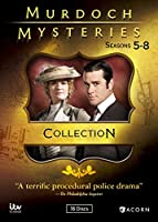 Murdoch Mysteries Collection 5-8 [DVD] [Import]