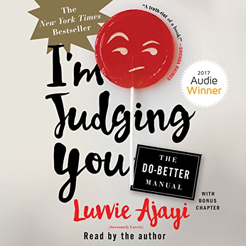 Couverture de I'm Judging You