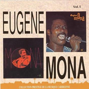 Eugene Mona - Vol.1 - 1975-1978 (collection prestige de la musique caribéenne)