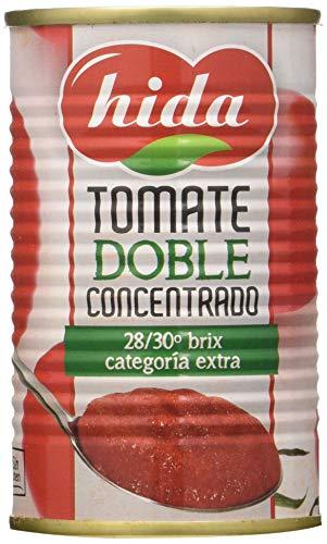 Hida Tomate Doble Concentrado - 170g x 6 Latas - Total: 1020 g