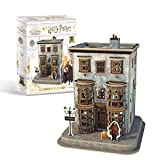 HP Diagon Alley Olivanders 3D Puzzle