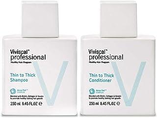 Viviscal Professional Thin to Thick Shampoo & Conditioner 8.45 fl oz each