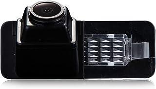 Auto 1280 * 720 Pixel 1000TV Linien Rückfahrkamera verbesserte Einparkhilfe mit 8IR Nachtsicht Wasserdicht Hoche Defination Geeignet Mercedes Benz Smart R300/R350/Smart 451 Cabrio Bj 2012