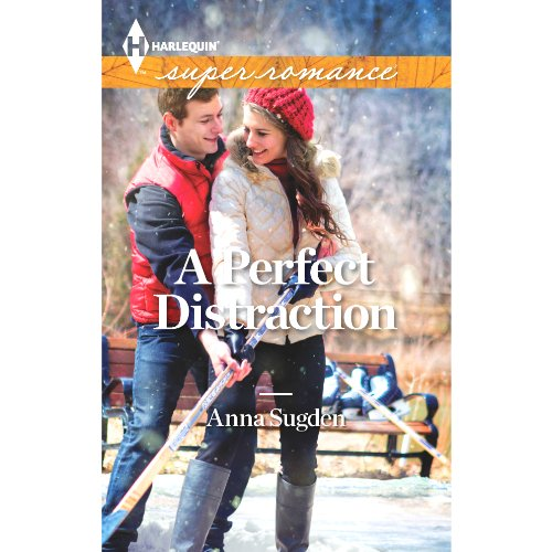 A Perfect Distraction audiobook cover art