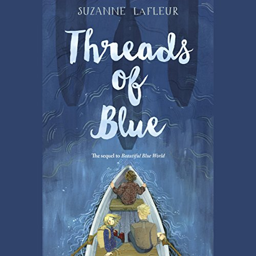 Threads of Blue audiobook cover art