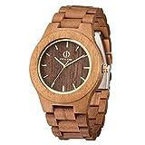 Wooden Mens Watches Handmade Natural Wood Watch Lightweight...