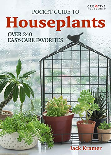 Compare Textbook Prices for Pocket Guide to Houseplants: Over 240 Easy-Care Favorites Creative Homeowner Comprehensive & Complete with Over 300 Photos & Illustrations; Handy 5x7 Size to Help You Choose Plants at the Store First Edition ISBN 9781580118460 by Jack Kramer