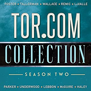 Tor.com Collection: Season 2 audiobook cover art