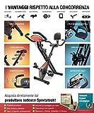 Zoom IMG-2 sportstech fitness exercise bike con