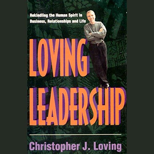 Loving Leadership audiobook cover art