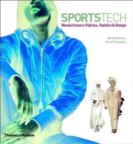 SportsTech: Revolutionary Fabrics, Fashion and Design by Sarah E. Braddock (2002-11-17)