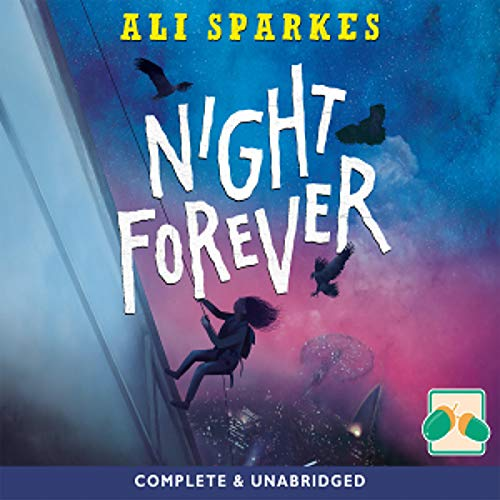 Night Forever audiobook cover art
