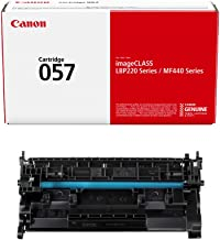Canon Genuine Toner Cartridge 057 Black (3009C001),...
