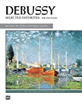 Debussy -- Selected Favorites (Alfred Masterwork Edition)