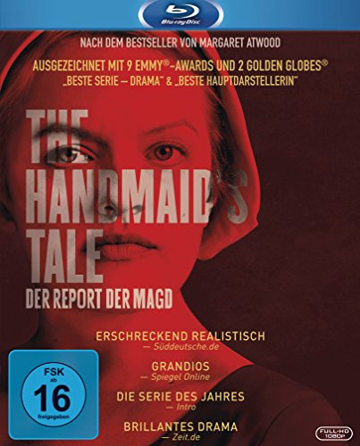 The Handmaid's Tale [Alemania] [Blu-ray]