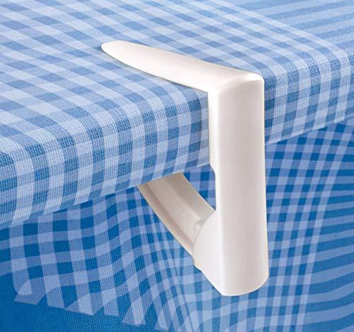 Tescoma Multi-Purpose Tablecloth Clip Presto, 4 Pieces