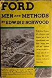 Ford Men and Methods (1st Edition)