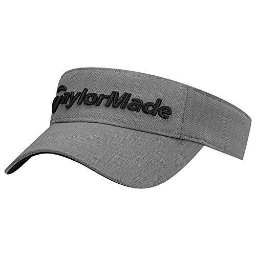 TaylorMade Golf 2017 performance radar visor grey