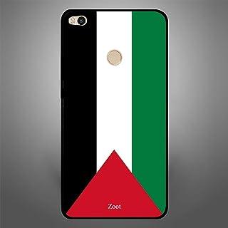 Xiaomi MI MAX 2 Palestin Flag, Zoot Designer Phone Covers
