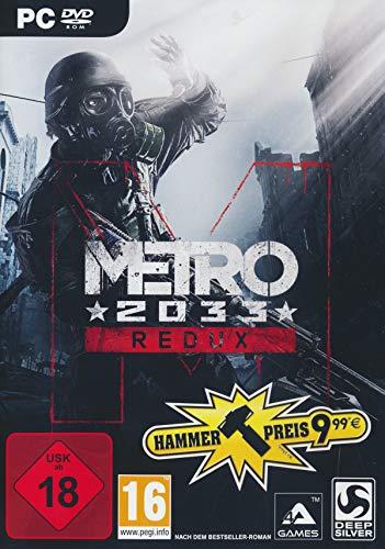 Metro: 2033 Redux (Hammerpreis) [Importación Alemana]