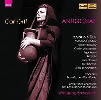 オルフ : アンティゴネ (Carl Orff : Antigonae / Martha Modl , Symphonie-Orchester des Bayerischen Rundfunks , Wolfgang Sawallisch) (2CD) [輸入盤]