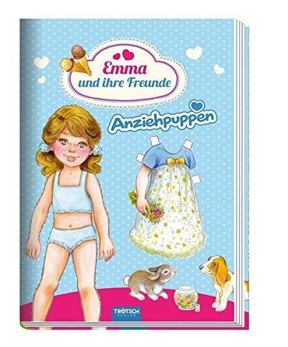Emma und ihre Freunde: Bastelbuch mit Anziehpuppen
