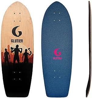 Glutier Surfskate Deck Sao Paulo 29 Skate Skateboa...