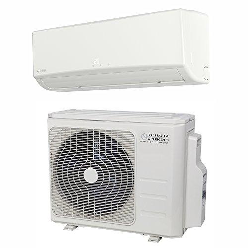 Olimpia Splendid OS-C/SESAH10EI Climatizzatore Fisso Aryal Ion 10, Bianco