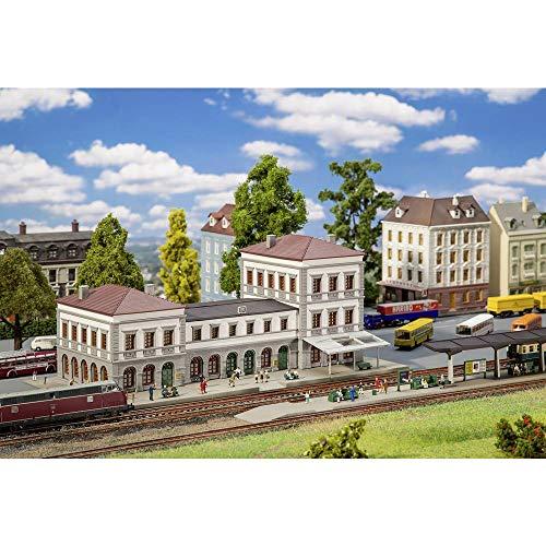 Faller FA 239101 Bahnhof Königsfeld Modellbausatz, verschieden