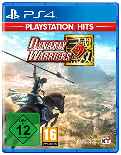 Dynasty Warriors 9 - PlayStation Hits (PS4)