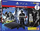 PS4 1Tb+Unch.4+Tloure.+Horiz.0Dawnpshits - Special - PlayStation 4