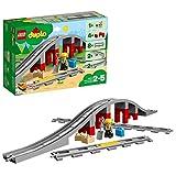 LEGO Puente y vías ferroviarias