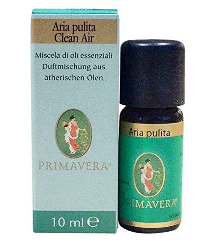 Flora Aria Pulita Miscela di Oli Essenziali Puri 100% - 10 ml