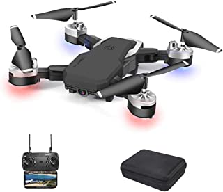 OBEST Drone with Camera, 1080P HD Drone for Kids & Adults & Beginners, Foldable WiFi RC Quadcopter Drone, 24 Min Long Flig...