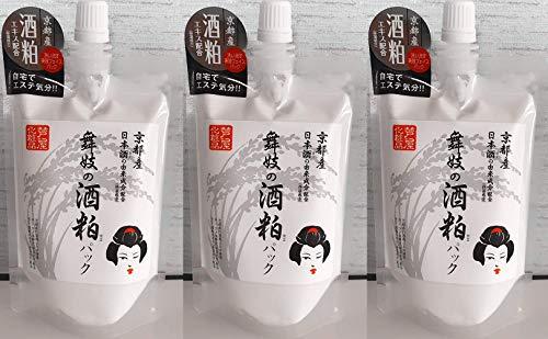 舞妓の酒粕パック MSパック 170g (170g×3個)