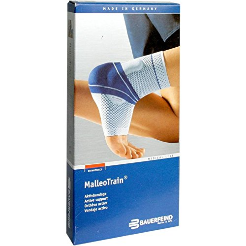 MalleoTrain links Größe 3 natur Sprunggelenkbandage, 1 St. Bandage
