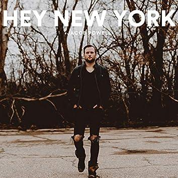 Hey New York