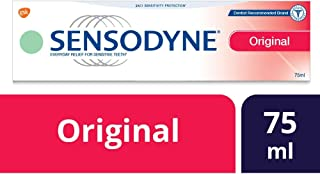 Sensodyne Toothpaste Original, 75 ml