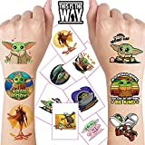 Cute Temporary Tattoos Sticker Fun Tattoo Sets baby shower Fake Tattoo Stickers for Kids Theme Birthday Party Decorations Children Favor Party Supplies (30 Sheets)