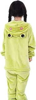 Kids Animal Onesie Pajamas Costume Cosplay for Boys Girls Child Frog
