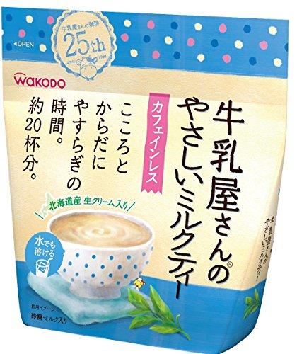 和光堂『牛乳屋さんのやさしいミルクティー』