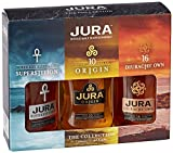 Isle of Jura 200th Anniversary Gift Set, 3 x 5 cl