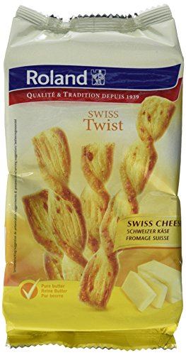 Roland Swiss Twist Schweizer Käse 100 g (1 x 100 g)